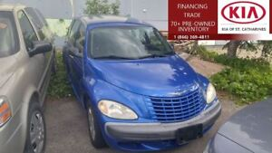 2003 Chrysler PT Cruiser Classic Edition|AS-IS