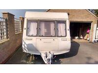 Bailey Discovery S E Maru 2 Berth Caravan 1994 Excellent starter van Ready to go