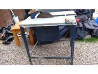 2.2 Industrial table saw