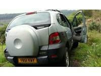 Renault scenic RX4 4wd 4x4