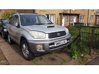 Toyota Rav 4 2003 NOW SOLD