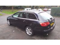 AUDI A6 2.0TDi very good condition,new MOT