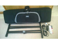 SOUNDWEAR Professional Keyboard Bag, as BRAND NEW ! – Never on the road, Keyboard Stand and Access.