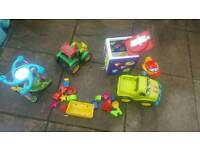 Toys bundle baby/toddler/pre school