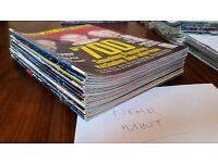 Kerrang! Music Magazines Bundle - 80 Issues + Extras