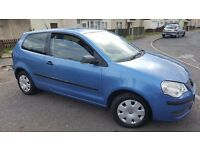 Vw polo 1.2 petrol immaculate