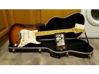 1997 Fender USA standard strat and Hardcase