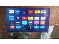 "Hisense 50"" 4k ultra hd smart led tv"