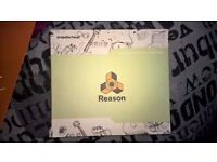 Propellerhead Reason 7 with upgrade to 8 + Rack Extensions