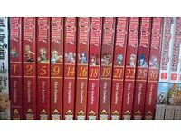 FAIRY TAIL MANGA 12 VOLUMES
