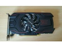 Graphic card Sapphire Radeon RX 560 4GB OC
