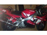 Yzf R1 quick sale ( GSXR CBR R6 NINJA )