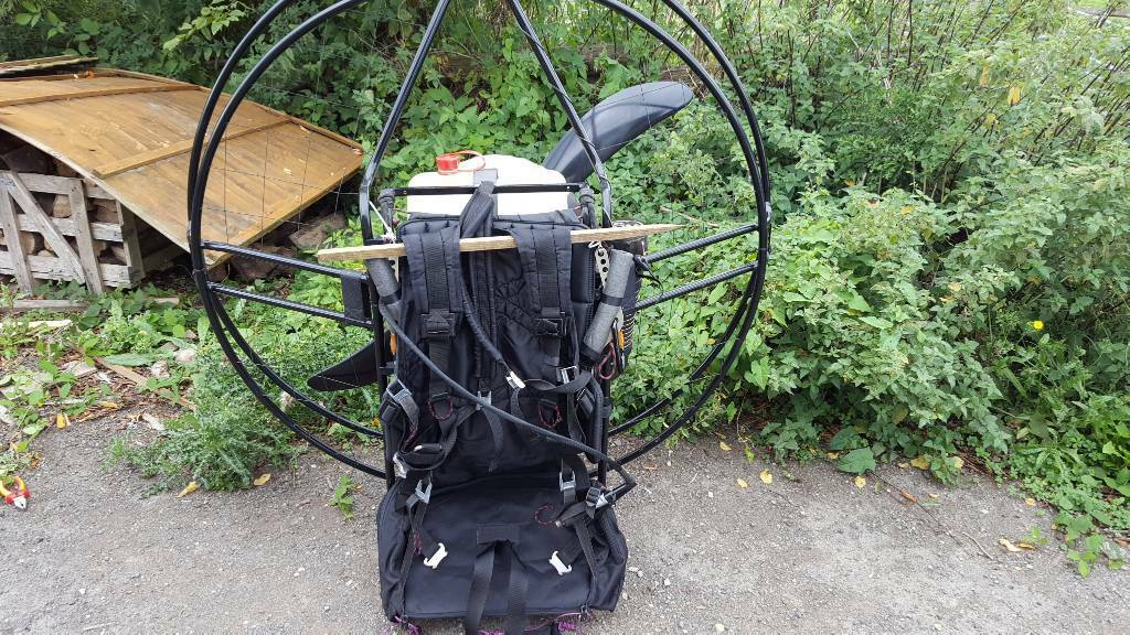 Fresh breeze solo 210 paramotor | in Gloucestershire | Gumtree