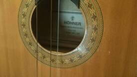 Vintage Classical Guitar Hohner