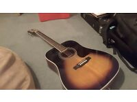 Epiphone DDR220S Accoustic Guitar