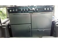 Range cooker used in working order quick sale