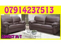 THIS WEEK SPECIAL OFFER LEATHER SOFA Range 3 & 2 or Corner Cash On Delivery 6909