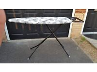 Large Ironing Board With An Extra Cover