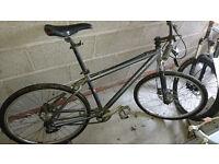 Orange Gringo Mountain Bike