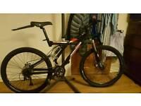 Mongoose Wing Pro mountain bike