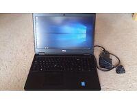Dell Latitude E5550 - i5 - Solid State Hard Drive - * - Windows 10 Pro and Microsoft Office 2010