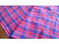 Tweed Fabric - various £5/m