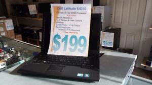 Dell e4310 i5 Intel - 4Gb RAM - Backlit Keyboard - Great Battery Life - Great Condition - 1 Year Warranty !
