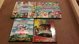 Mickey Mouse and Toy Story 2 Book Bundle
