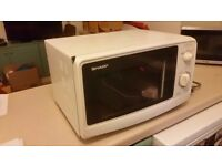 Microwave. Free