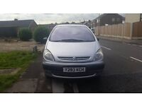 2001 citroen picasso must go today !!!!!!!!!!!!!!!!!!!!!!!!!!!!!