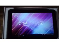 Fully working android tablet boxed