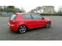 Golf gt tdi remaped swap wrx bugeye cupra R