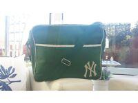 New York Yankees Messenger Bag