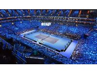 ATP WORLD TOUR FINALS TICKETS - ALL SESSIONS AVAILABLE - FEDERER, NADAL ETC. SEMI FINAL, FINAL ETC