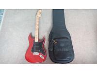 Fender Squier Standard Stratocaster Plus (Upgrade)