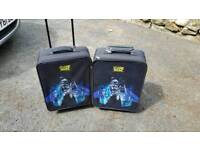Star Wars hand luggage or kids suit cases