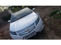 Chevrolet volt, fully loaded, leather, 36,000m, perfect condition (FSH/MOT)