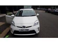 2013 Toyota Prius 1.8 Petrol Hybrid Electric Automatic Euro 6 Low Mileage Two Keys 3 Months Warranty