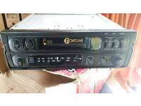 Retro cassette player.