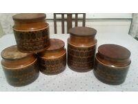 Hornsea storage jars