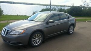 2012 Chrysler 200 for quick sale - inspection & clean Carproof!