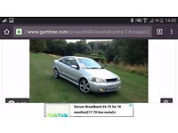 Immaculate astra coupe £495 may swap