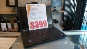 Lenovo T510 i7 Intel Processor - 6Gb RAM - 500Gb HDD (SSD Options Available ) - 1 Year Warranty - FREE Shipping