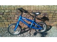 Ridgeback MX 14 aluminium bike