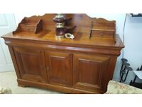 Sideboard french cherry wood.