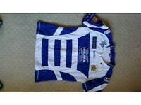 Halifax Rugby League Shirt .. Large
