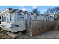 Static Caravan for Let - Rent at Snowlands in Par Cornwall 6 Berth £315