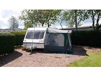 2001 Abbey Freestyle 500SE – 5 Berth Caravan + Extras