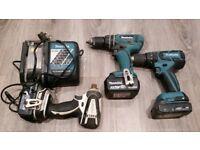 Makita drill sds impact