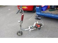 Petrol scooter 50cc
